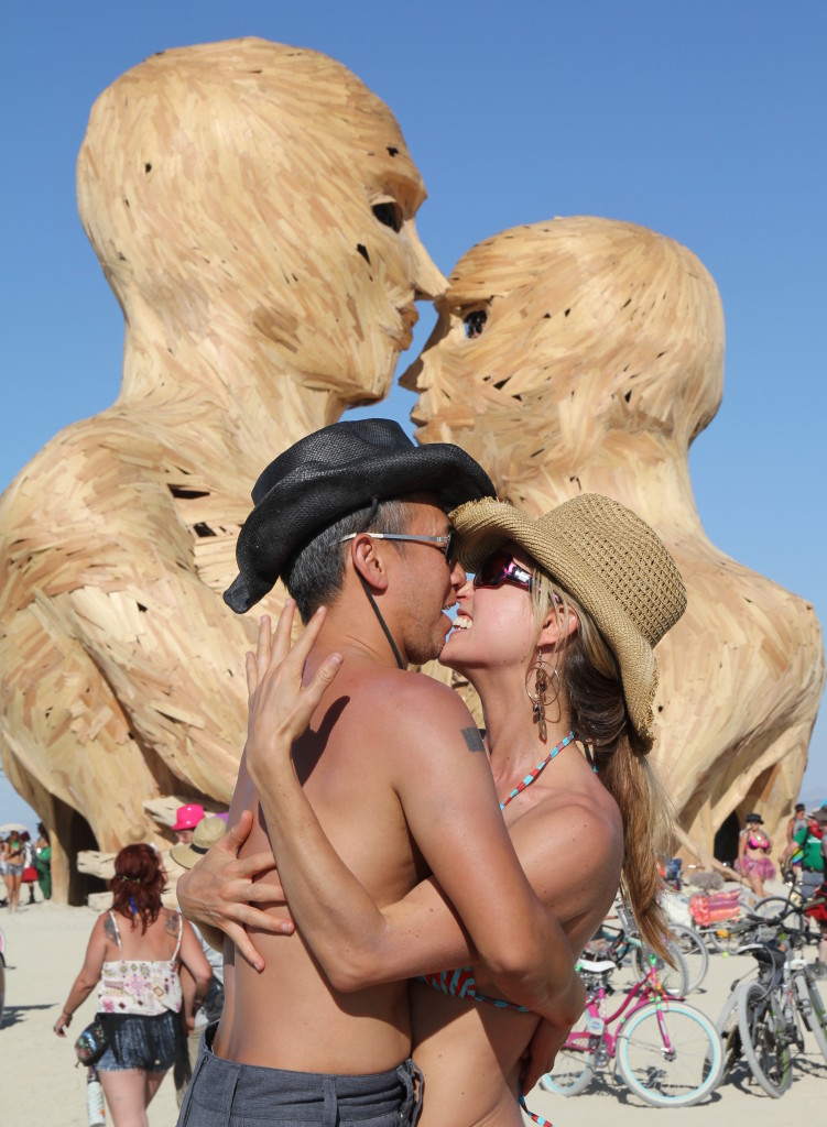 """Why We Love Burning Man"" by Amy Eliza Wong, Life Coach in the Sacramento, CA area"