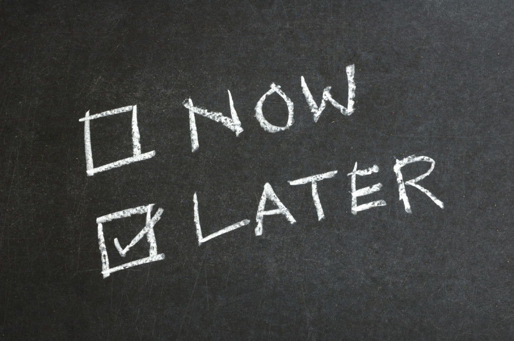 The Truth About Procrastination by Amy Eliza Wong - Life Coach in the Sacramento, CA area